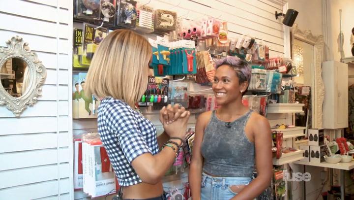Shows: Trending 10: Zuri Beyonce Transformation