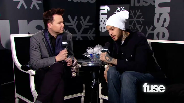 Fuse Presents: Jingle Ball - What Brought Travie to Z100's Jingle Ball?