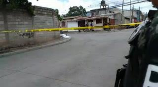 Matan a un hombre en la colonia San Miguel de Tegucigalpa