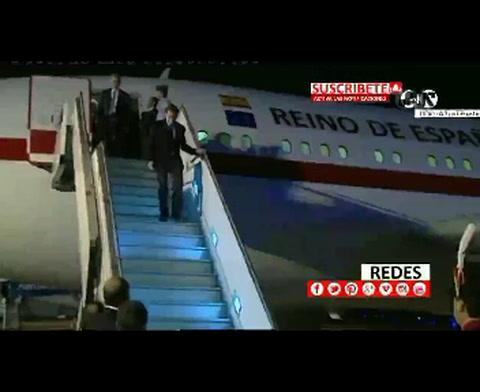 Macri recibe al presidente español Rajoy en la Casa Rosada