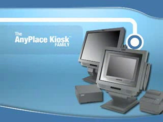 Applications for the IBM AnyPlace Kiosk
