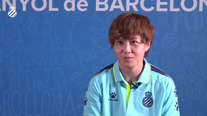 Declaraciones de Maya Yamamoto, último fichaje del Espanyol