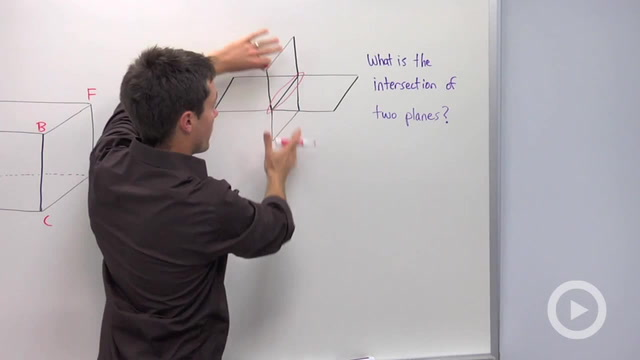 Parallel Planes and Lines - Problem 1