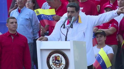 Nicolás Maduro acusa a Guaidó de complot para asesinarlo