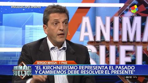 Massa criticó la carta de Cristina y dijo que la expresidenta no tiene autoridad moral ni política