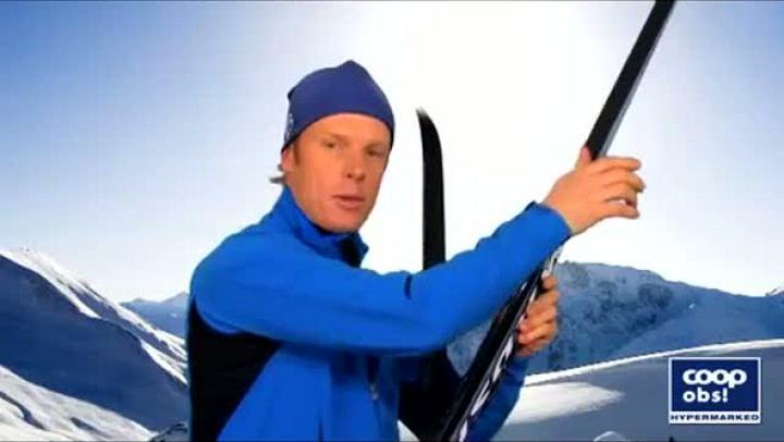 Bjørn Dæhlis skitips: Hvordan bruke klistersmøring