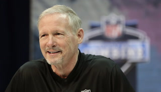 Mike Mayock Settling in as Raiders' GM