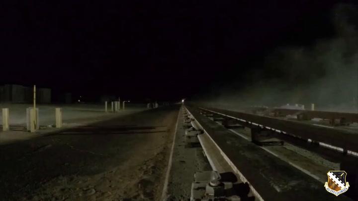 Un vehículo hipersónico logra alcanzar los 10.620 km/h