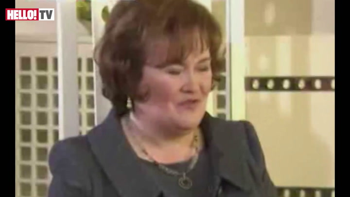 \'It\'s something I\'ve always dreamt of\': Susan Boyle on singing for the Pope