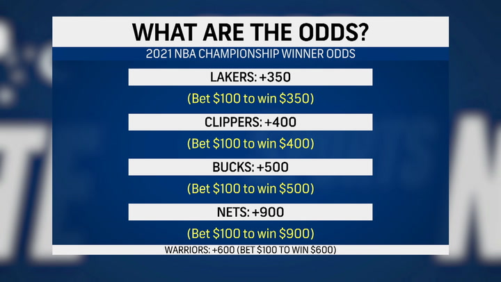 Nba champions betting betting news feed