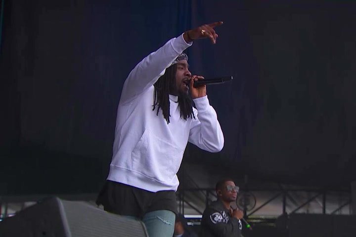 Wale Describes Meeting Obama & Twin Shadow Talks D.C. at Landmark 2015