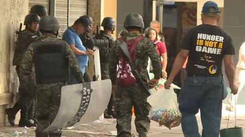 Honduras espera reanudar el conteo de votos bajo estado de sitio