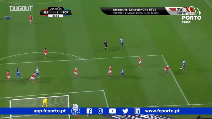 FC Porto Best Goals Vs Benfica