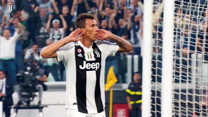 Best Forwards: Mario Mandžukić