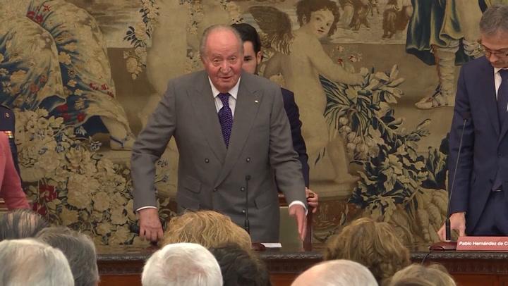 La Casa Real desmiente que el Rey emérito esté ingresado