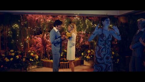 Se conoció el trailer de la nueva película que protagoniza Pampita, con escenas de alto voltaje