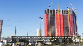 Recession lessons could help Las Vegas face next slump – VIDEO