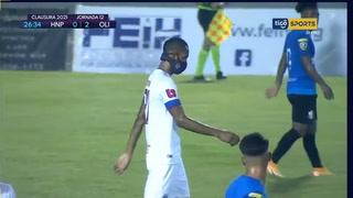 Óscar González marca en propia puerta y Olimpia marca el segundo ante Honduras Progreso
