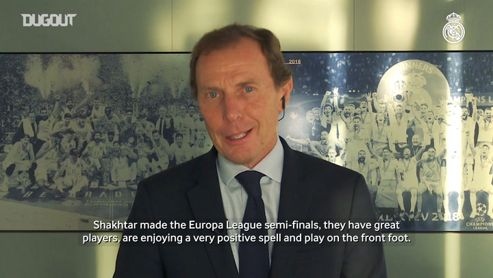 Butragueño: 'Three rivals with very different styles, but they are all great sides.'