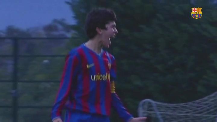El Barça cede a Aleñá al Betis