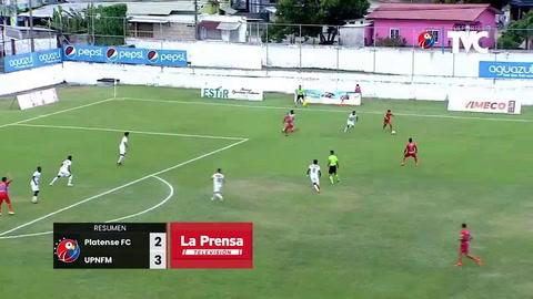 Platense 2 - 3 Lobos UPN (Torneo Apertura 2021)