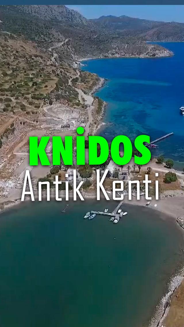 Knidos Antik Kenti
