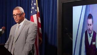 Rookie deputy first flagged Las Vegas murder suspect's car as stolen