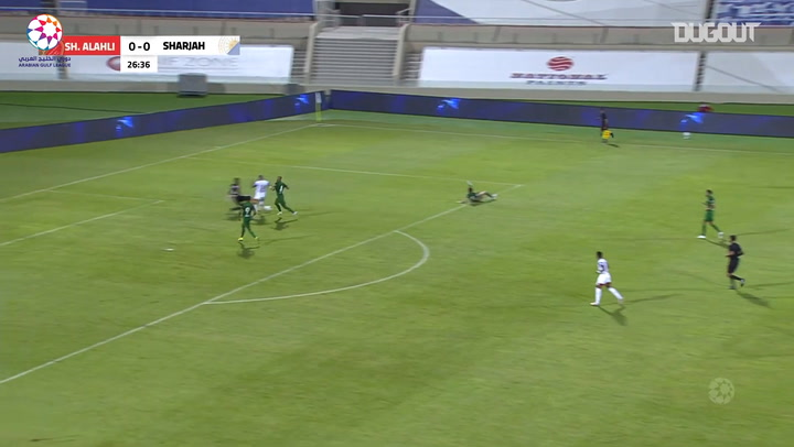 Highlights: Sharjah 1-1 Shabab Al-Ahli