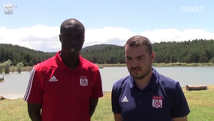 Mamadou Samassa röportajı
