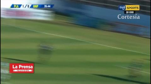 Platense 2-0 Honduras Progreso (Liga Nacional)