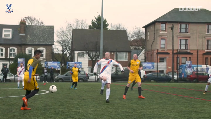 Palace For Life Vs Albion In The Community Friendly