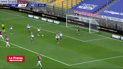 Parma 1-3 AC Milan (Serie A)