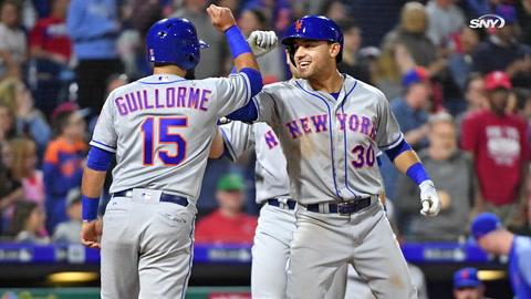 How I Met The Majors: Luis Guillorme's unique big league debut with Mets