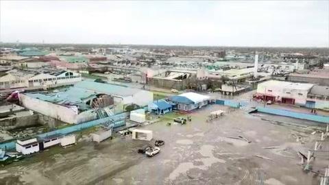Socorristas no dan abasto en sureste africano tras ciclón Idai