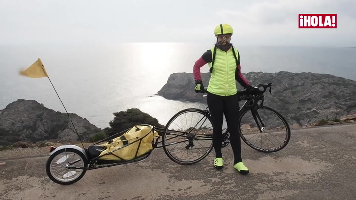 Mercè Sanjuan: renacer a pedales