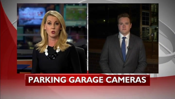 City wants input on parking garage cameras