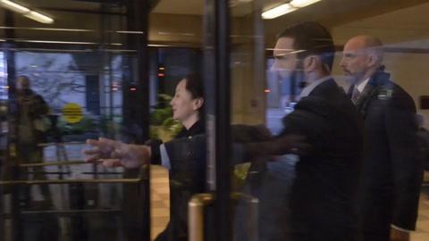 Corte de Canadá inicio juicio de extradición de ejecutiva de Huawei