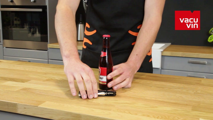 Preview image of Vacu Vin Single Pull Corkscrew video