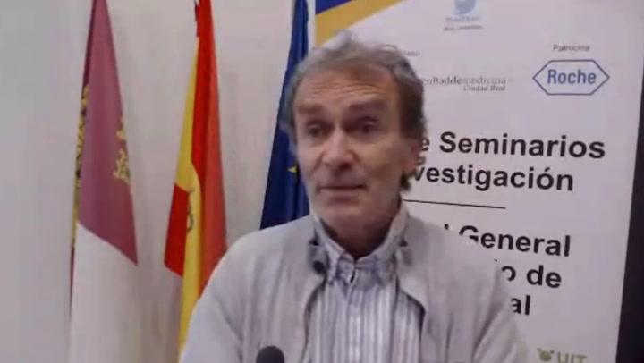 Simón plantea poder acabar con el virus a final de 2022