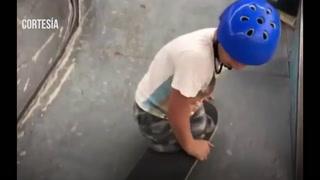 El skateboard cambió la vida de un niño de 10 años que perdió sus piernas