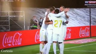 Real Madrid gana 1-0 al Getafe y se acerca al título de España