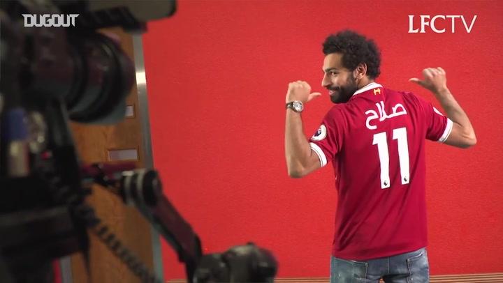 Mohamed Salah's Best Off-Field Moments