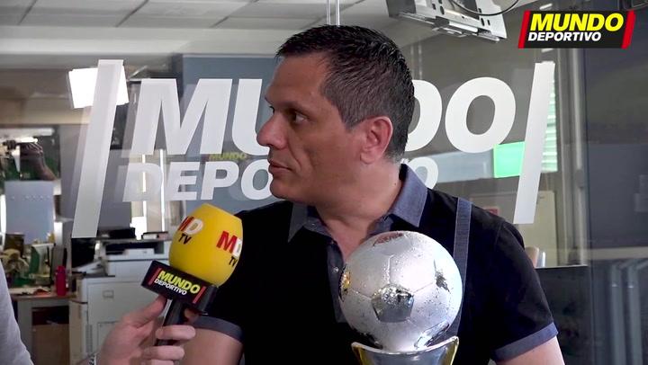 Entrevista con el ganador de la Superliga Mister Mundo Deportivo