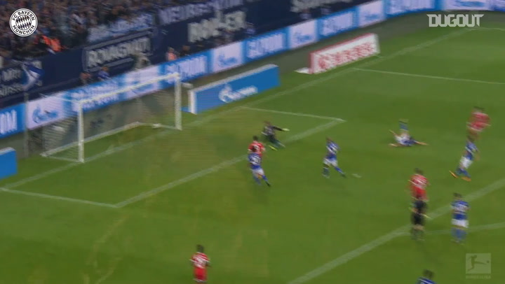 James Rodriguez's best Bayern goals