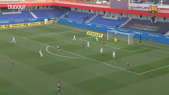 Highlights: FC Barcelona Women 4-1 PSV