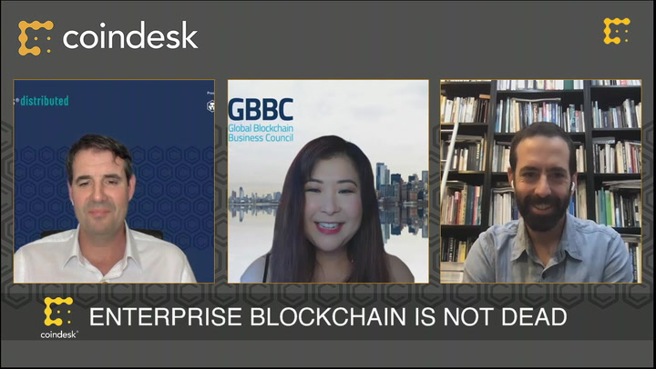 Enterprise Blockchain: Blockchain in Flux