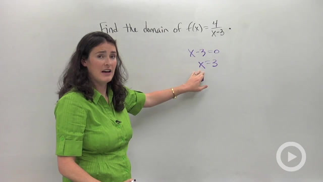 Introduction to Rational Functions  - Problem 2