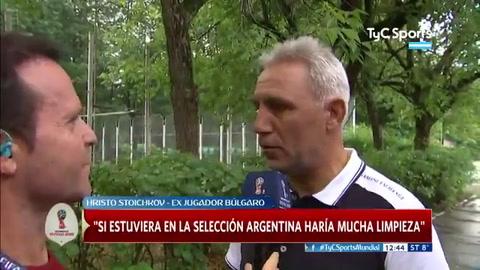 Argentina hizo todo para perder