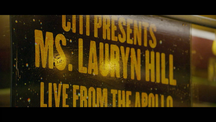 Tour Update : Ms. Lauryn Hill