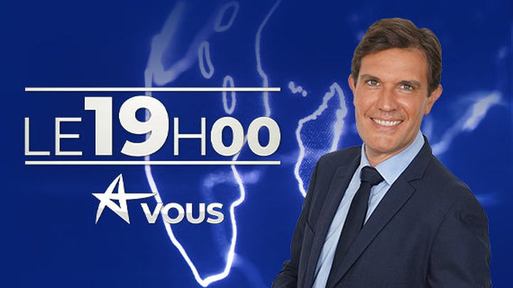 Replay Le 19h a vous - Lundi 08 Mars 2021